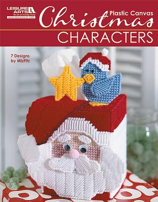 Christmas Characters in Plastic Canvas By Fitzgerald, John/ Fitzgerald, Rose